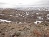 Участок работ лежит на плато высотой 2200 м.